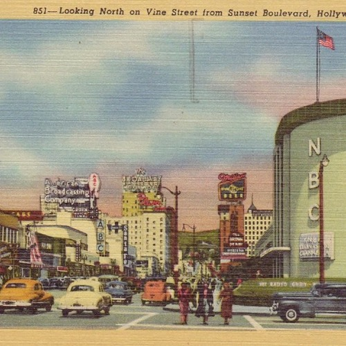 13.2 - Los Angeles, CA History: center of the burgeoning motion picture industry