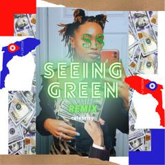 nicki minaj, drake, lil wayne - seeing green (remix)