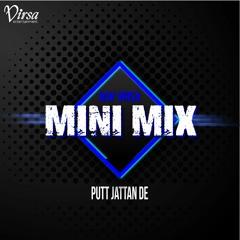 Putt Jattan De (Mixed Live)