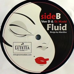 🎵 Von D & DJ Madd - Fluid (Lutetia Dubz | LUTETIA003) [Deep Chilled Dubstep]