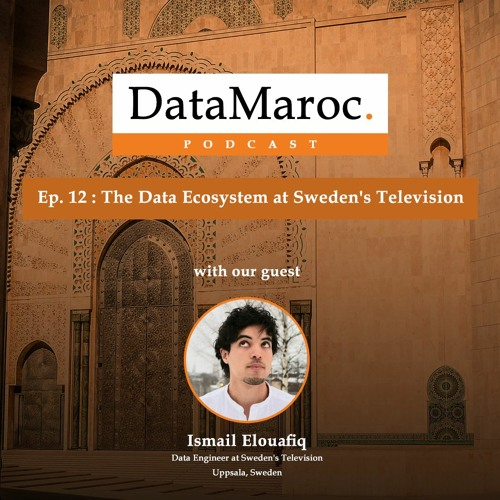 Ep. 12 : The Data Ecosystem At Sweden's Television