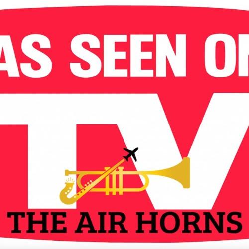 Airhorns As heard on TV