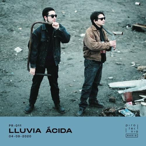 Pirotecnia Radio - Lluvia Ácida (Mixtape 25 años) [PR-011]