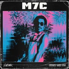 Guest Mix 015 - M7C