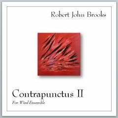 Contrapunctus II For Wind Ensemble