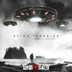 Alien Invasion - The Plague Doctor x RUSHI