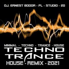 FL Minimal Techno Trance House Remix 2021