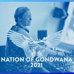 Nation Of Gondwana 2021 - Milan - Seefloor Opening Judith van Waterkant