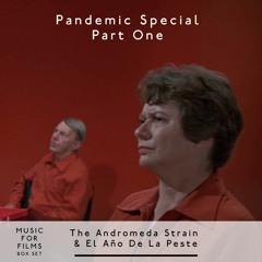 Music for Films, Box Set - Pandemic Special - The Andromeda Strain & El Año De La Peste