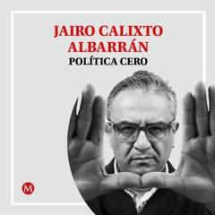 Jairo Calixto. Cabeza de Buey y pobres de los presos