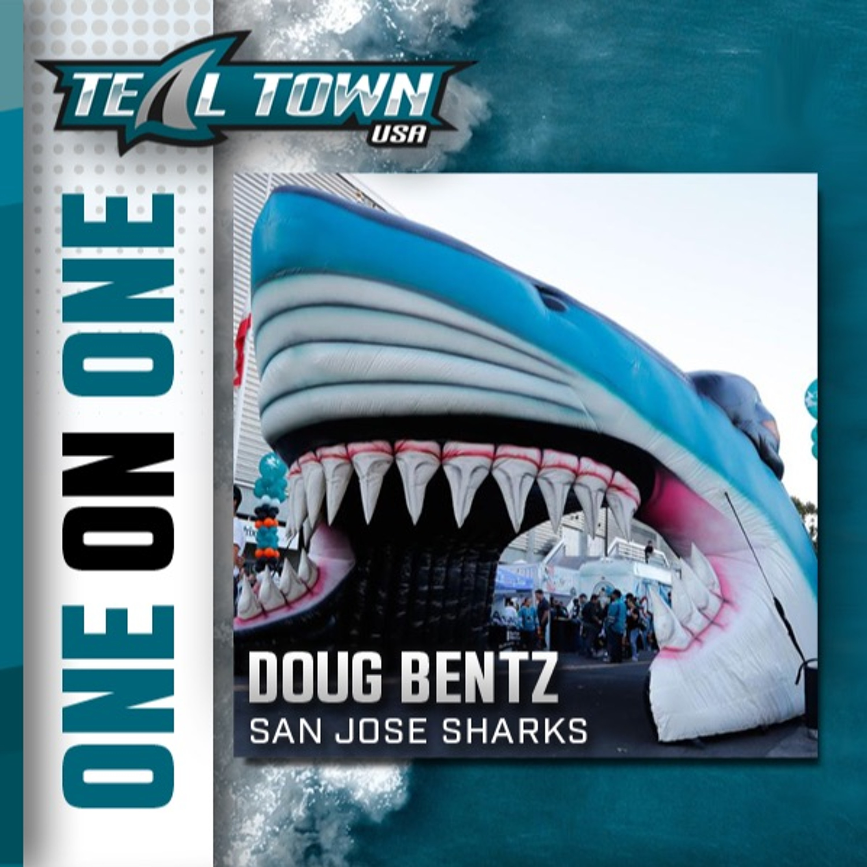One On One With Doug Bentz - San Jose Sharks VP