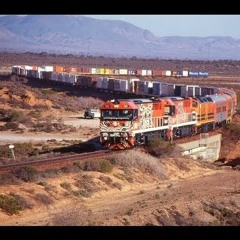 Freight Train To Darwin