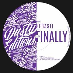 PREMIERE: Sebasti - You Gotta Be Mine [Dusty Editions]