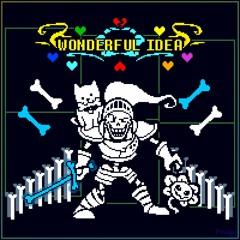 [Undertale: Hard Mode - Wonderful Idea OST] Jaw-Dropping Showdown!