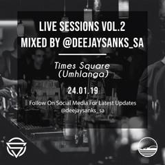 Live Sessions Vol.2  - 24.01.19