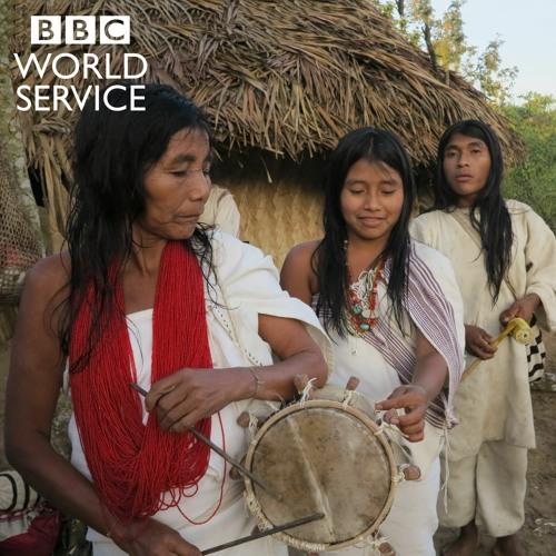 BBC World Service - Kagabas LP by Lion's Drums - 13th March 2021