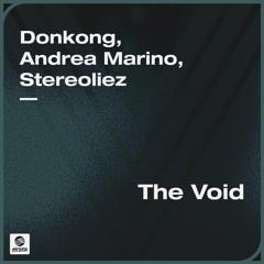 Donkong, Andrea Marino, Stereoliez - The Void