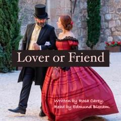 Lover Or Friend, Chapter Ten: Priscilla Baxter