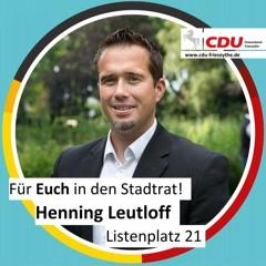 Henning räumt auf - Mit Bernd Wichmann - Der Podcast zur Kommunalwahl 2021 - Alle Folgen.