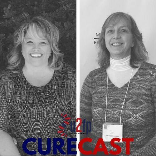 U2FP CureCast Episode 31: Conversation with EStand trial participants Kathy Allen and Sandra Mulder