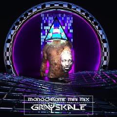 Monochrome Mini Mix (Grayskale Unreleased DnB/Half Time)