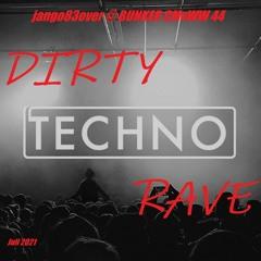 DIRTY TECHNO RAVE DJ SET @ BUNKER CMvWW 44 (Juli 2021)