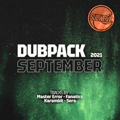 Dubpack September 2021