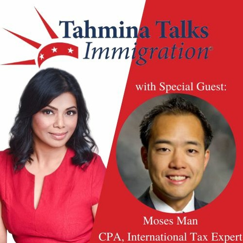 Show #99 With Moses Man, CPA, Taxes, Immigration & Covid19
