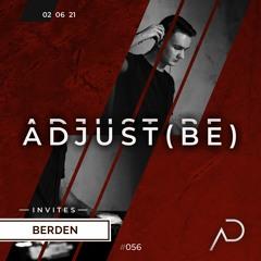 Adjust (BE) Invites #056 | BERDEN |