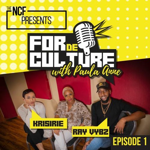 For De Culture with PAULA Anne