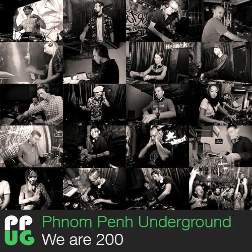 Phnom Penh Underground - We are 200