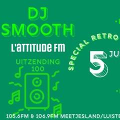 L'Attitude FM Radio show Ep.100 => Oldschool Retro (Full show) @Radio TRL - 05.06.2021