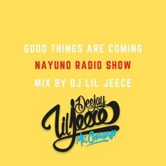 NAYUNO RADIO SHOW ( COULEUR3 ) BY DJ LIL JEECE