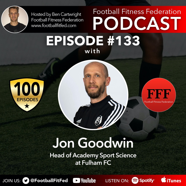 "#133 ""Recruitment Vs Development"" With Jon Goodwin"