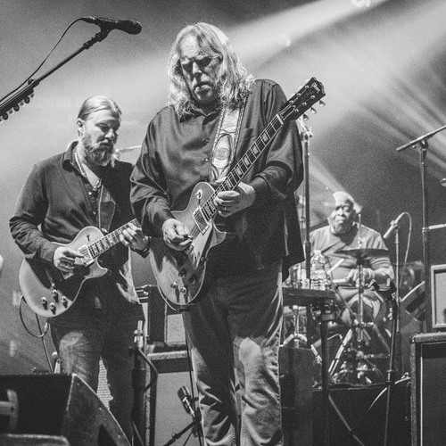 The Brothers Celebrating 50 Years Of The Allman Brothers Band - MSG 3/10/2020