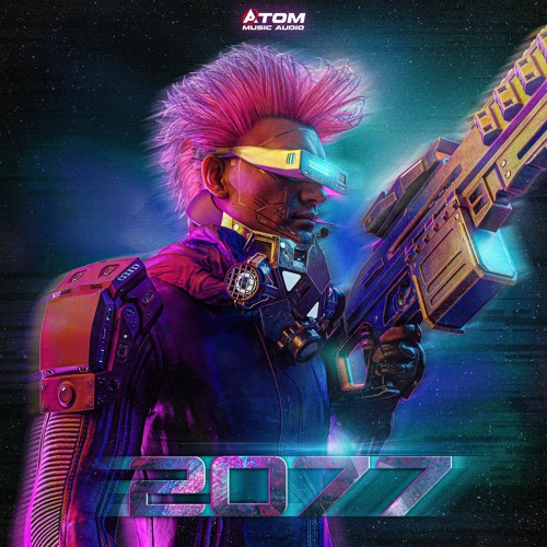2077 (2021)   Published by Atom Music Audio
