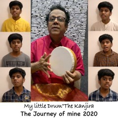 My Little Drum The Kanjira ( ft.Ganesh Kumar,Amirthavarshini )