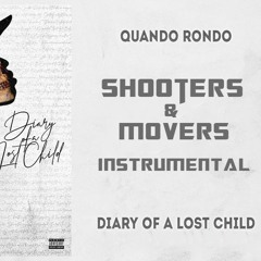Quando Rondo - Shooters And Movers (Official Instrumental) Reprod. KaRon
