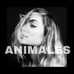 ANIMALES (Feat. Alysia)
