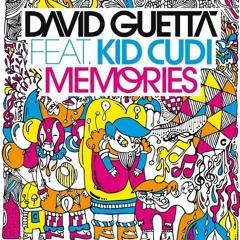 David Guetta X Kid Cudi Vs Thomas Newson Vs WeDamnz - Memories (DJ KYLOWW Edit)