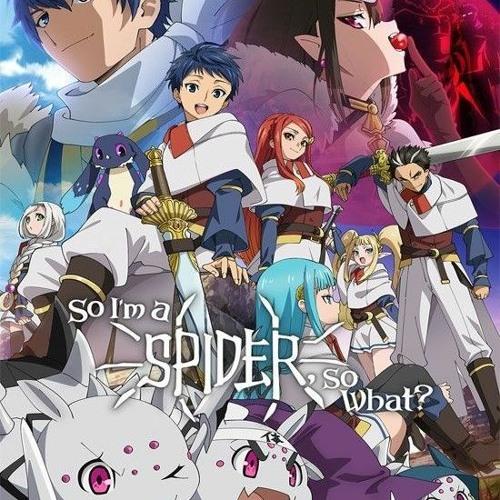 I am a Spider, so what? Manga