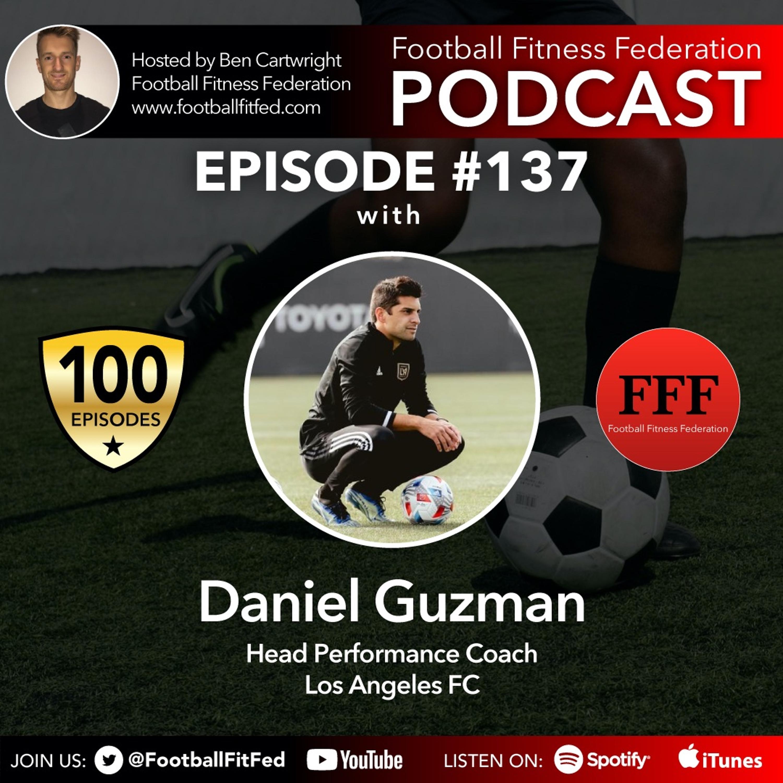 """#137 """"Understanding Human Behaviour"""" With Daniel Guzman"""