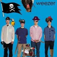 Weezer Sea shanty