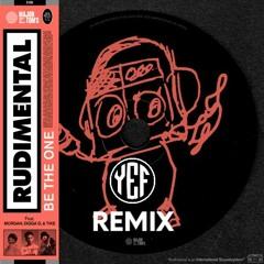 Rudimental - Be The One (yef Remix) feat MORGAN, TIKE