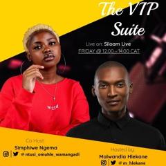 The VIP Suite - #7 w/ Simphiwe Ngema [Guest: Jarred Matthews]