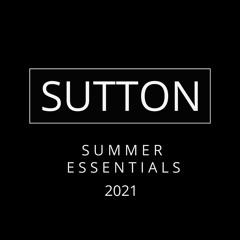 SUTTON SUMMER ESSENTIALS 2021