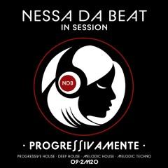 Nessa da Beat :: PROGRESSIVAMENTE 09·2M20
