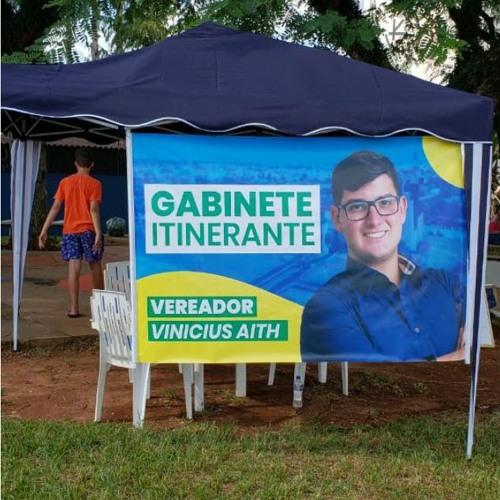 """Vereadores montam seus """"Gabinetes Itinerantes"""" nos bairros de Sorocaba"""