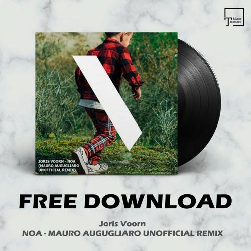 FREE DOWNLOAD: Joris Voorn - Noa (Mauro Augugliaro Unofficial Remix) [MT018]