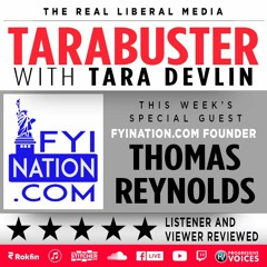 TARABUSTER EP 251: The Axis of GOP A-holes Won't Stop Couping Until We Stop Them (w/Thomas Reynolds)